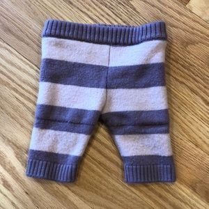 Other - Baby wool purple leggings